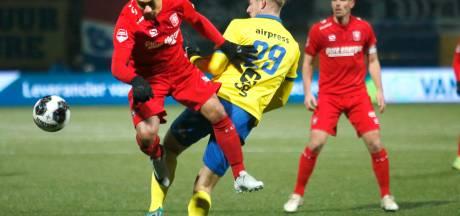 Aitor schiet FC Twente langs SC Cambuur in teleurstellend duel