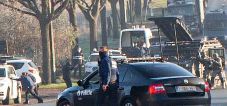 """""""J'ai été enlevé à Bruxelles"""": un homme s'échappe d'un hangar, les unités spéciales interviennent et arrêtent quatre personnes"""