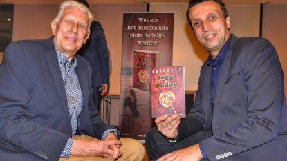 """Vader en zoon uit Leuven schrijven boek Sugar Daddy, met Oostende als decor: """"We hebben zelfs dialect opgenomen, al was dat niet makkelijk"""""""