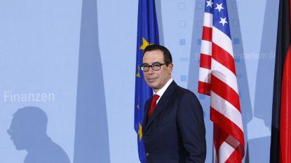 VS willen niet ingrijpen op valutamarkten
