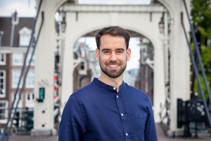 Lars Speekenbrink, Operations Manager Nederland van taxibedrijf Bolt.