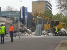 Pingebouw gesloopt na verwoestende plofkraak in Doetinchem, opening Aldi uitgesteld