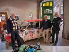 DAFs truttenschudder werd rallyracer