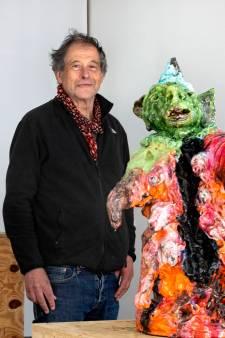 Expositie Han van Wetering in Nasty Alice: gruwelijk en mooi liggen soms dicht bij elkaar