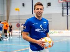 Oost-Arnhem-aanvoerder klaar voor Korfbal League na trainerswissel: 'Geen crisis'