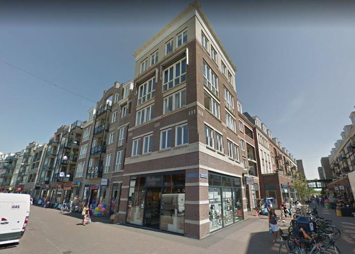 Winkelcentrum Vleuterweide in Utrecht.