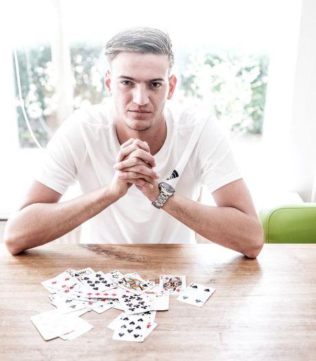 Pokeraar Jelmer (20) 'slimmer' dan 20.000 anderen