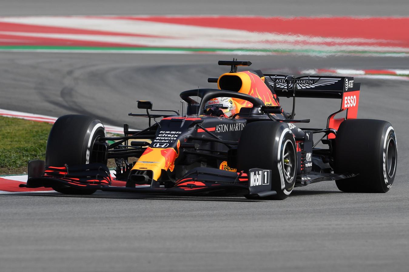 Hoe voelt Max Verstappen zich als hij in zijn Red Bull rijdt?