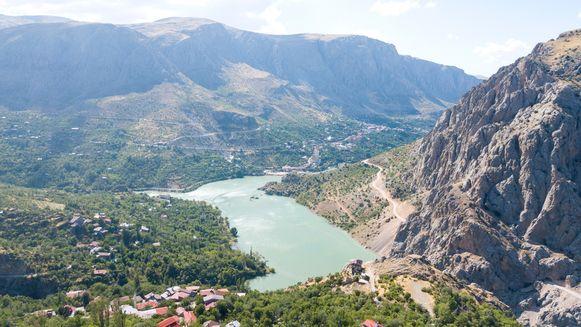 De familie uit België was op vakantie in de provincie Erzincan.