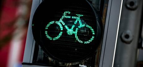 Vaker en langer groen voor fietsers in Enschede
