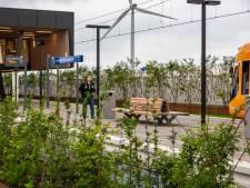 Schermen tegen wind en lawaai op nieuw station Lansingerland-Zoetermeer