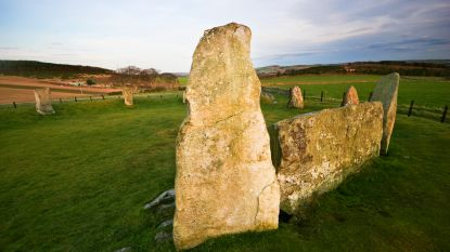 4.500 jaar oude steencirkel blijkt nep