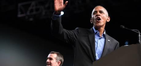 Obama haalt uit naar politieke klimaat Amerika in toespraak