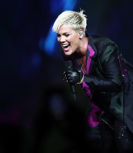 Pink treedt 16 juni op in Johan Cruijff Arena