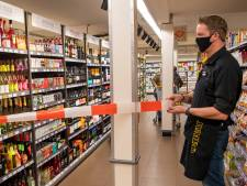 Supers Vechtdal barricaderen alcoholschappen
