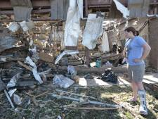 Les habitants de Moore regagnent leurs maisons dévastées