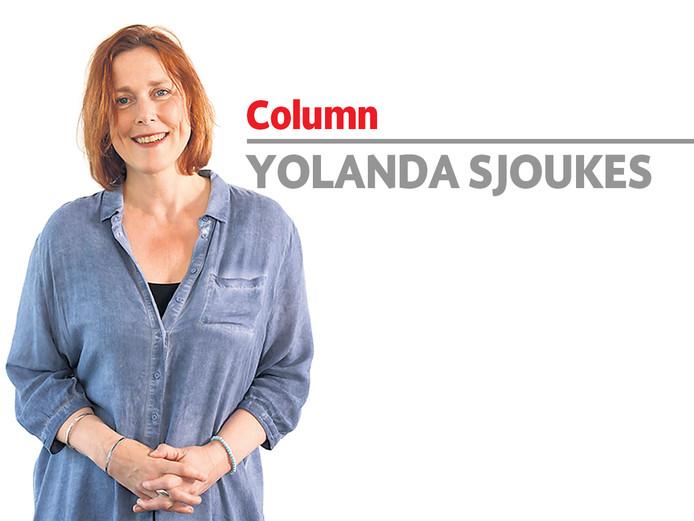 Column Yolanda Sjoukes