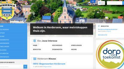 Herdersem heeft eigen website: www.demeiviskoppen.be