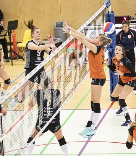 Twentse volleybalderby opnieuw prooi voor Eurosped