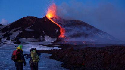 """Menselijke impact op klimaatopwarming veel groter dan vulkaanuitbarstingen: """"3 enorme uitbarstingen per dag om mens te evenaren"""""""