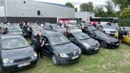 Laatstejaars KTA Brugge vieren proclamatie via drive-in