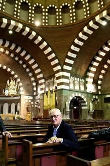 Katholieke kerk in Wageningen heeft haar Moorse bogen terug
