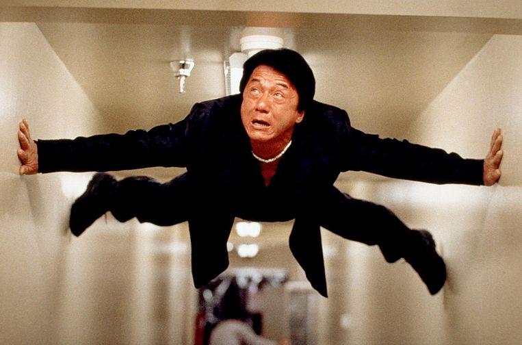 Jackie Chan in Rush Hour 2 (Brett Ratner, 2001). Beeld ANP