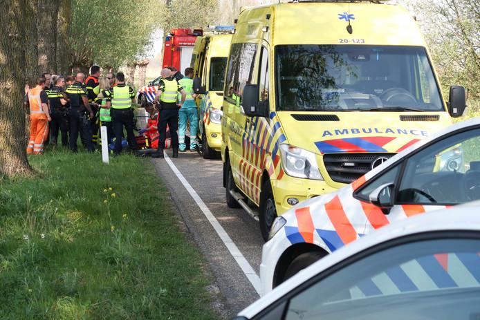Ernstig ongeval Etten-Leur