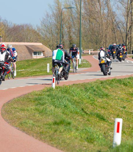 Oss houdt Maasdijk, Maashorst en woonboulevard deze Pasen open, maar controleert extra