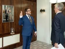 Tweede ambstermijn van burgemeester Sebastiaan van 't Erve (Lochem) officieel van start