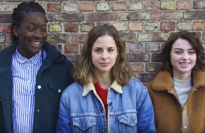 Drie van de veertien gedupeerde modellen