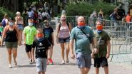 Bobbejaanland verplicht overal, behalve op wandelpaden, mondmaskers