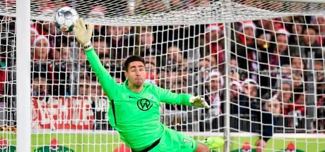 Koen Casteels prolonge son bail à Wolfsburg