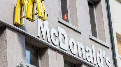 Wereldprimeur: McDonald's bant vanaf september plastic rietjes in Brussel en Namen