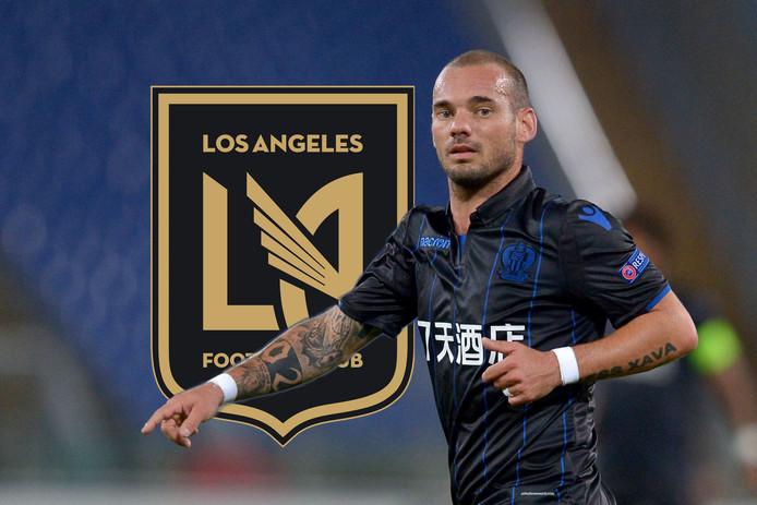 Wesley Sneijder op weg naar Los Angeles FC?