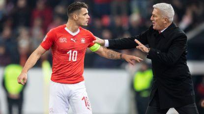 """Zwitsers bondscoach Petkovic: """"Mijn spelers zijn er altijd in blijven geloven"""""""