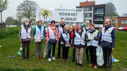 Grootouders voor het Klimaat voeren nu ook actie in Anuna's thuisstad