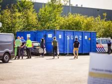 Controle bij autobedrijven op Nuenens industrieterrein Eeneind