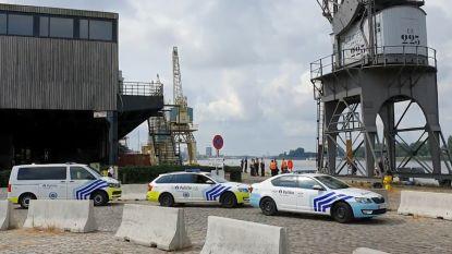Zoekactie aan Schelde: politie en brandweer aanwezig