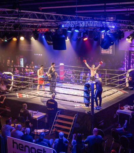 Vechtsportgala in Steenwijk kan ook zonder de populariteit van Badr en Rico