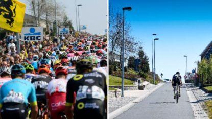 De Ronde van vorig jaar versus de foto's van vandaag: zoek de verschillen
