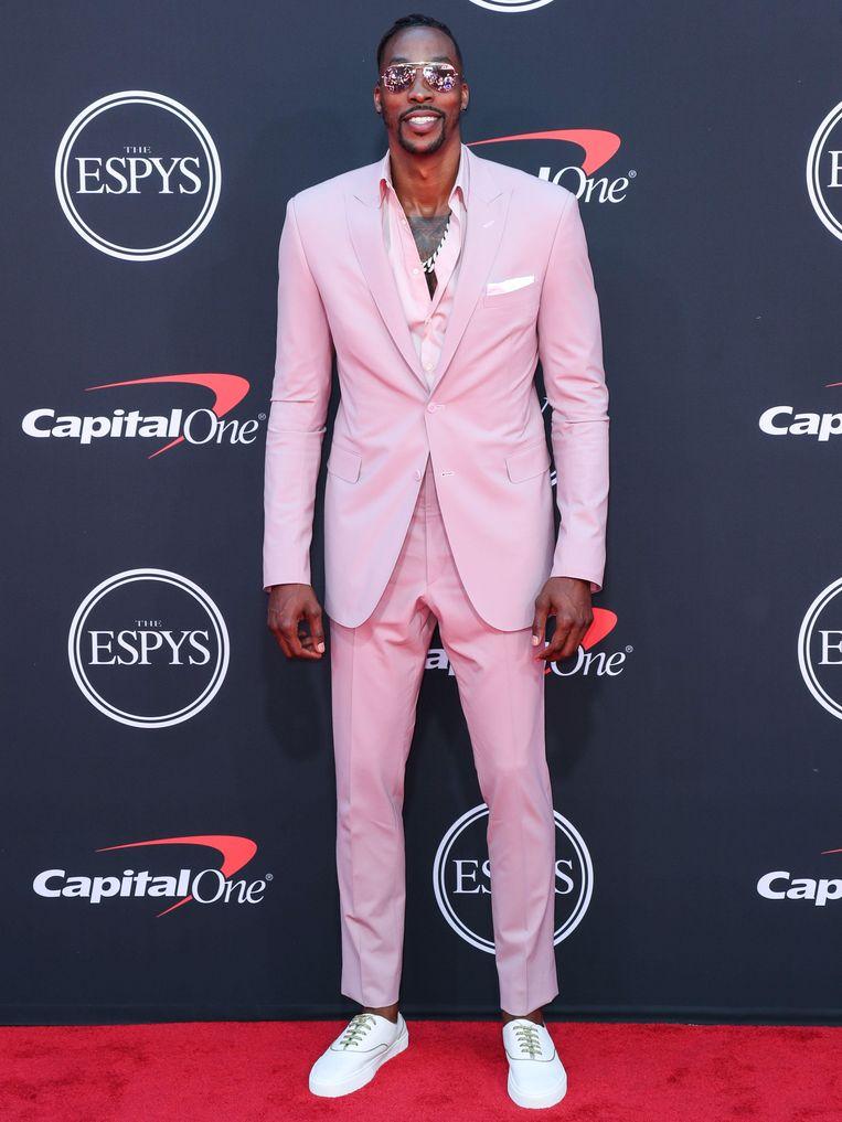 NBA-ster Dwight Howard.