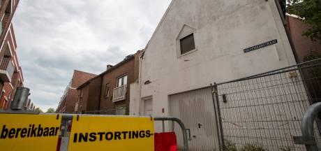 Straat Zutphen afgesloten na instorten gebouw
