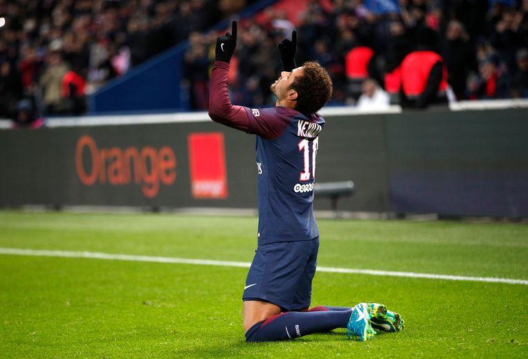 De duurste speler ter wereld vond zowel vóór, als na zijn transfer van Barcelona naar PSG vlot het doel: 34 keer om precies te zijn.