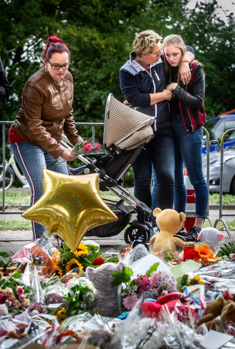 Colinda van Berkum en haar dochter Anouk Beeld Koen Verheijden