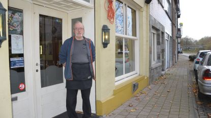 Nieuwjaarsreceptie café Den Belleman met 'Les Charmeurs'