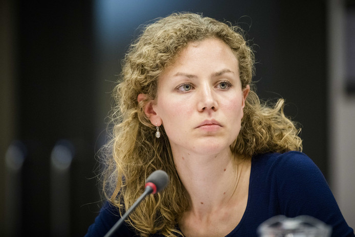 Christine Teunissen (Partij voor de Dieren).
