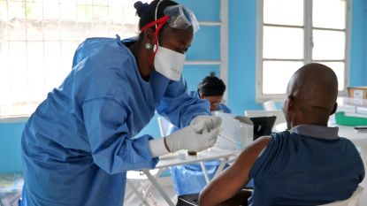 """""""Vrouw (65) was bron recente ebola-uitbraak in Congo"""""""