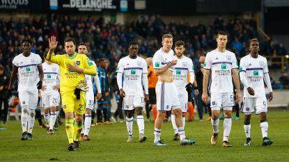 """Anderlecht vier maanden na de 5-0 opnieuw tegen Club, een reconstructie: """"Het moest gewoon fout lopen"""""""