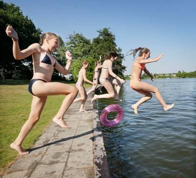 Recordzomer zwembad De Kuil: nog nooit zóveel bezoekers